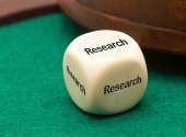White dice - Research